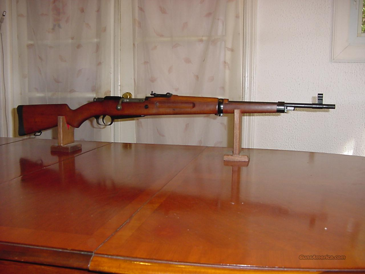 Danish Madsen M47 M58 Colombian Rifle 30-06  Guns > Rifles > Military Misc. Rifles Non-US > Other