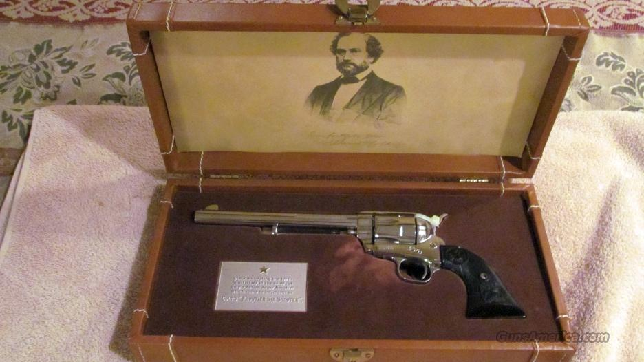 "SALE PENDING COLT ""PEACEMAKER"" CENTENNIAL FRONTIER SIX SHOOTER  Guns > Pistols > Colt Single Action Revolvers - 2nd Gen."