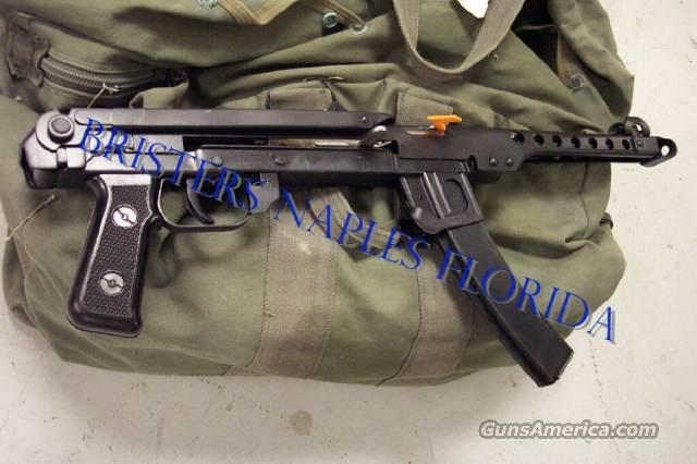 AK 47 Underfolder PPS 43, Assault Rifle, Russian