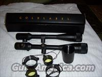 BEC GOLDLABEL SCOPES  Non-Guns > Scopes/Mounts/Rings & Optics > Rifle Scopes > Variable Focal Length