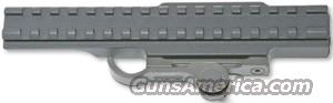 Scout Length QD Mounting Rail GGG-1236  Non-Guns > Scopes/Mounts/Rings & Optics > Mounts > Tactical Rail Mounted