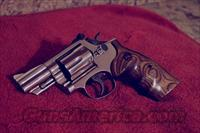 "Smith & Wesson Model 19-3  NICKEL 2-1/2""  .357  Guns > Pistols > Smith & Wesson Revolvers > Full Frame Revolver"