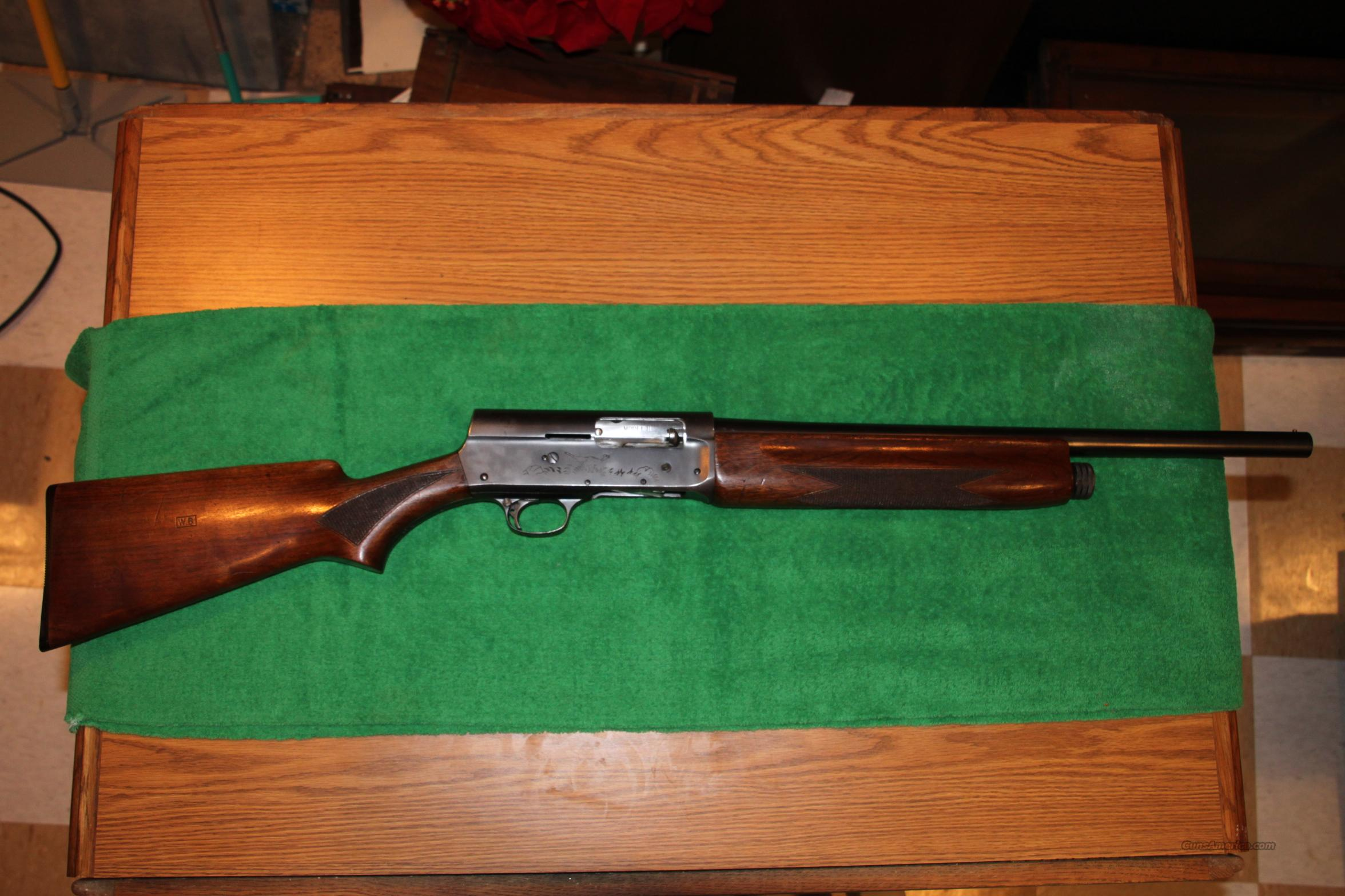 Remington Model 11 Riot Shotgun 12G  Guns > Shotguns > Remington Shotguns  > Autoloaders > Tactical