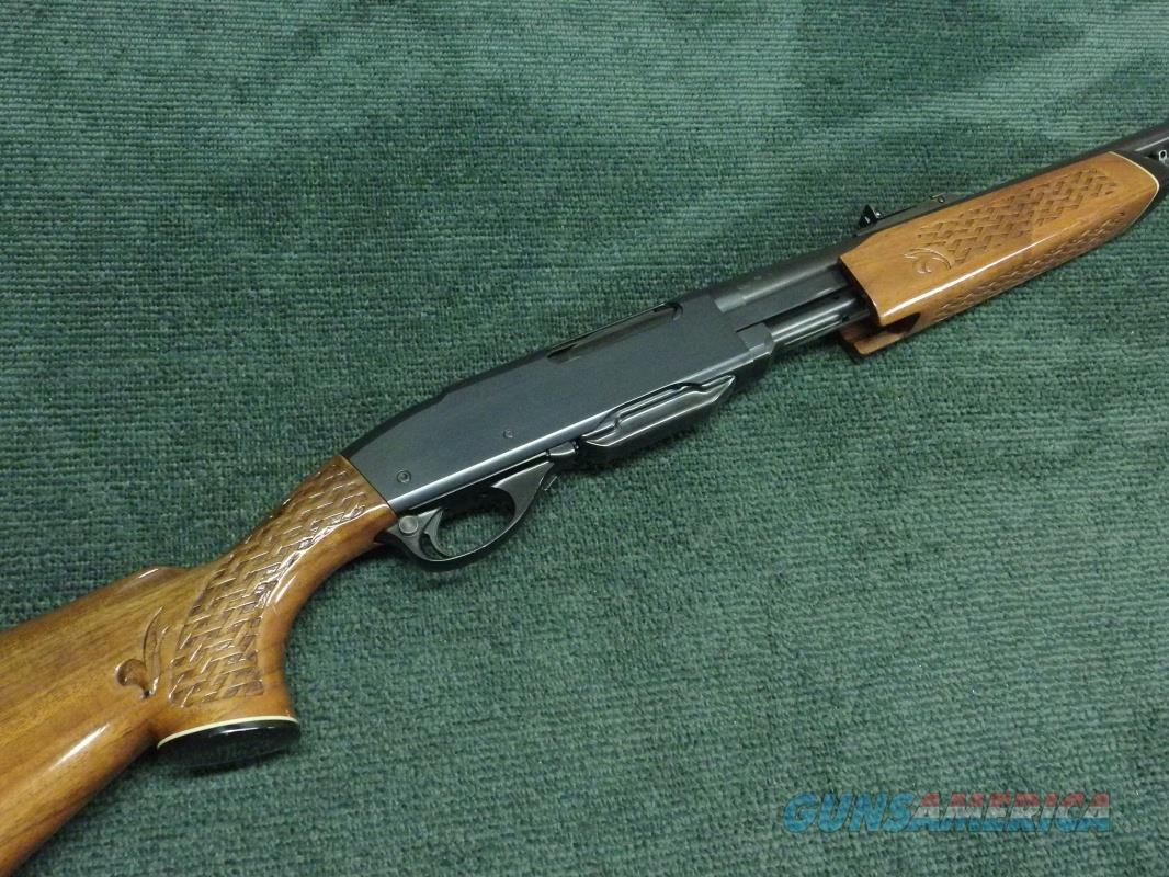 REMINGTON 760 GAMEMASTER BDL DELUXE .308 - BASKETWEAVE - 22-INCH - MADE IN 1967 - BEAUTIFUL CONDITION  Guns > Rifles > Remington Rifles - Modern > Other