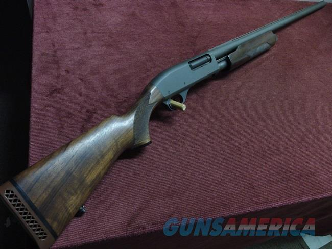 SMITH & WESSON MODEL 3000 WATERFOWLER 12GA. - 30-IN. FULL - VENT RIB - FACTORY PARKERIZED - WALNUT - EXCELLENT  Guns > Shotguns > Smith & Wesson Shotguns > Pump Action