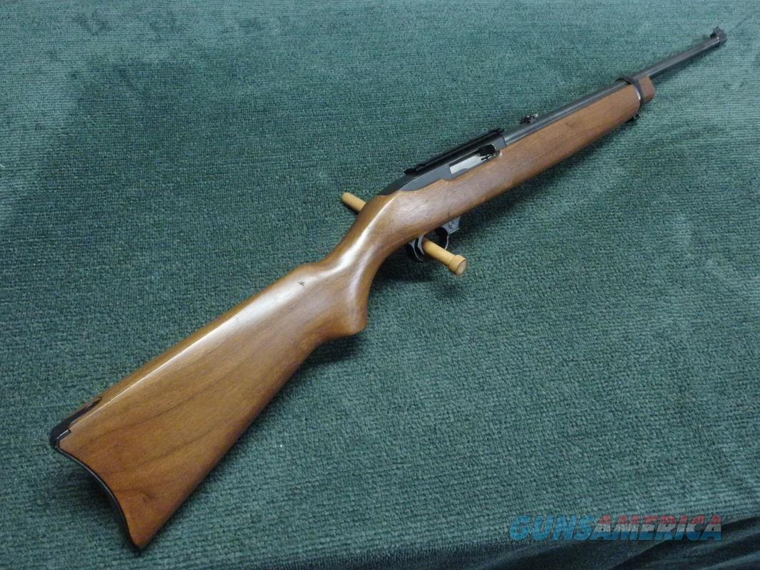 RUGER 10/22 .22LR - PRE-WARNING - 1973 - WALNUT STOCK  Guns > Rifles > Ruger Rifles > 10-22