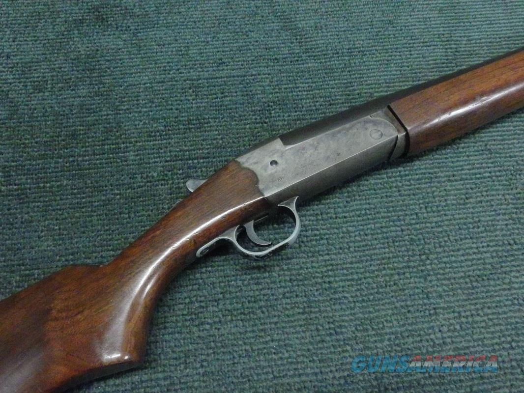 SAVAGE MODEL 220A 16GA. - 28-INCH - FULL CHOKE - MADE IN 1954  Guns > Shotguns > Savage Shotguns