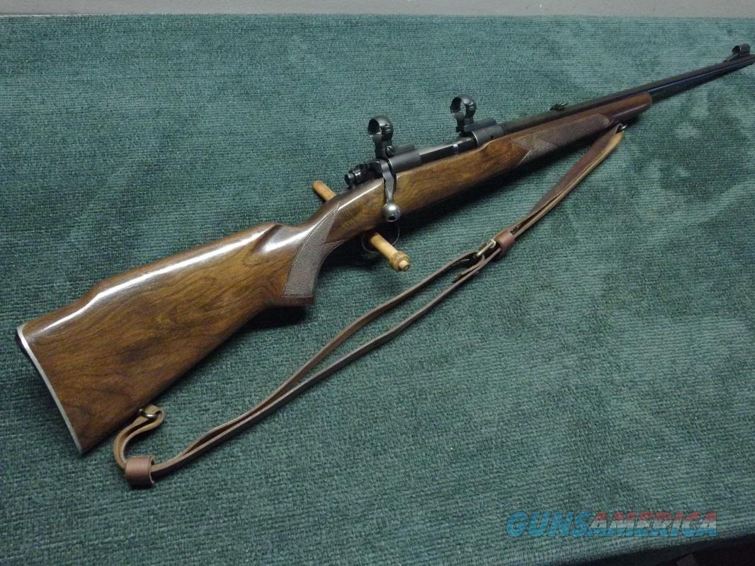 WINCHESTER PRE-64 MODEL 70 FEATHERWEIGHT - 30-06 - MADE IN 1955 - EXCELLENT  Guns > Rifles > Winchester Rifles - Modern Bolt/Auto/Single > Model 70 > Pre-64