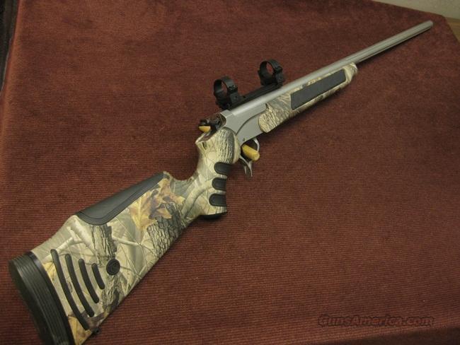 Thompson Center Encore Pr0 Hunter 338 Federal For Sale