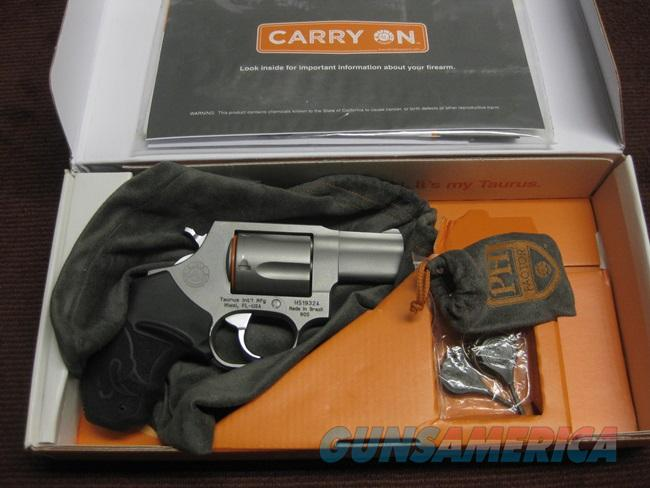 TAURUS 905 9MM - STAINLESS - 2-INCH - MINT IN BOX  Guns > Pistols > Taurus Pistols/Revolvers > Revolvers