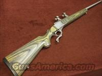 RUGER NO. 1 .204 VARMINT - STAINLESS - LAMINATE  Guns > Rifles > Ruger Rifles > #1 Type