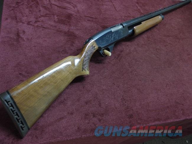 SAVAGE MODEL 30 - SERIES D - DELUXE 12GA - FACTORY ENGRAVED - 30-INCH - VENT RIB - WALNUT STOCKS - EXCELLENT  Guns > Shotguns > Savage Shotguns