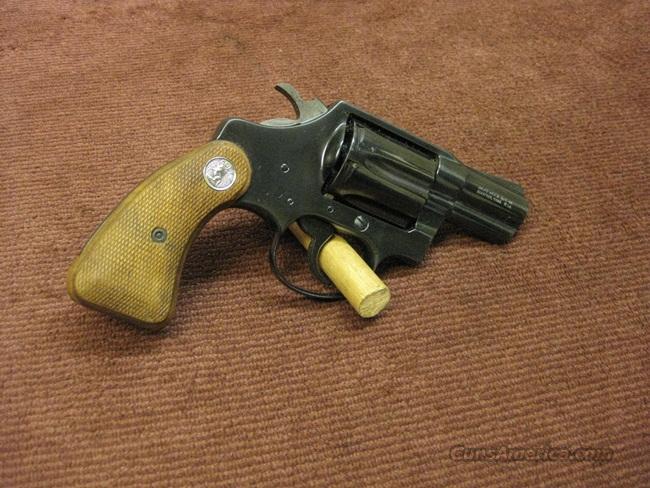 COLT DETECTIVE SPECIAL .38 SPL.  Guns > Pistols > Colt Double Action Revolvers- Modern