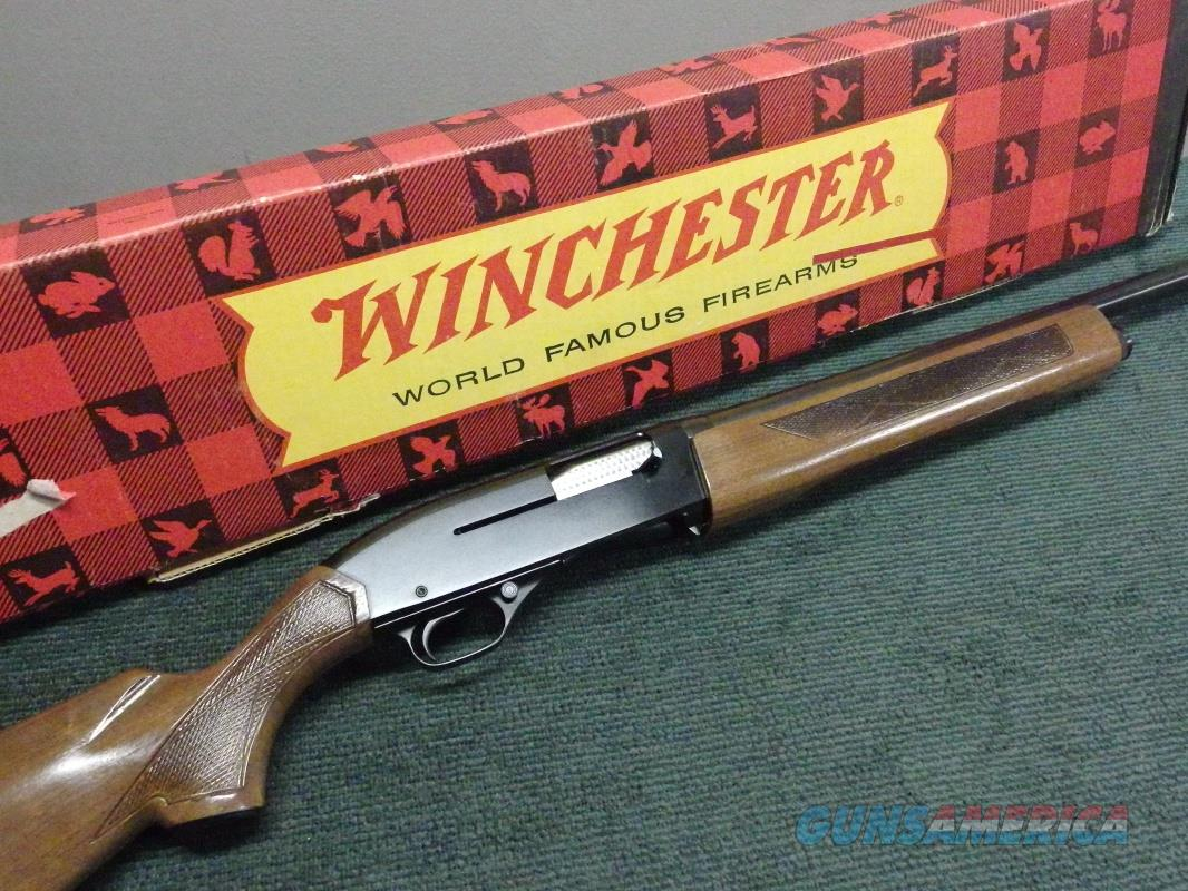 VINTAGE WINCHESTER 1400 MK II 12GA. - 28-IN. MOD. - MADE 1968 - 1972- NEW IN BOX !  Guns > Shotguns > Winchester Shotguns - Modern > Autoloaders > Hunting