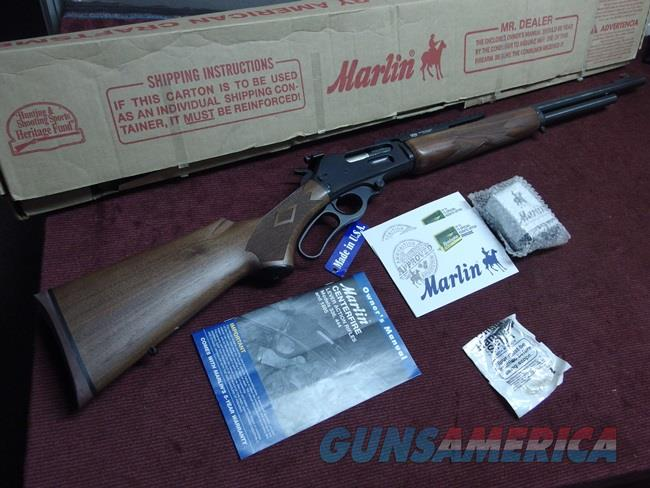 MARLIN 1895 45-70 - XS LEVER SCOUT SCOPE MOUNT - WILLIAMS RECEIVER SIGHT - CUSTOM TRIGGER - MINT  Guns > Rifles > Marlin Rifles > Modern > Lever Action