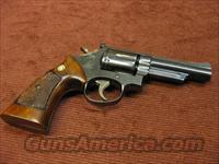 SMITH & WESSON MODEL 19-3 .357MAG. 4-INCH  Guns > Pistols > Smith & Wesson Revolvers > Full Frame Revolver
