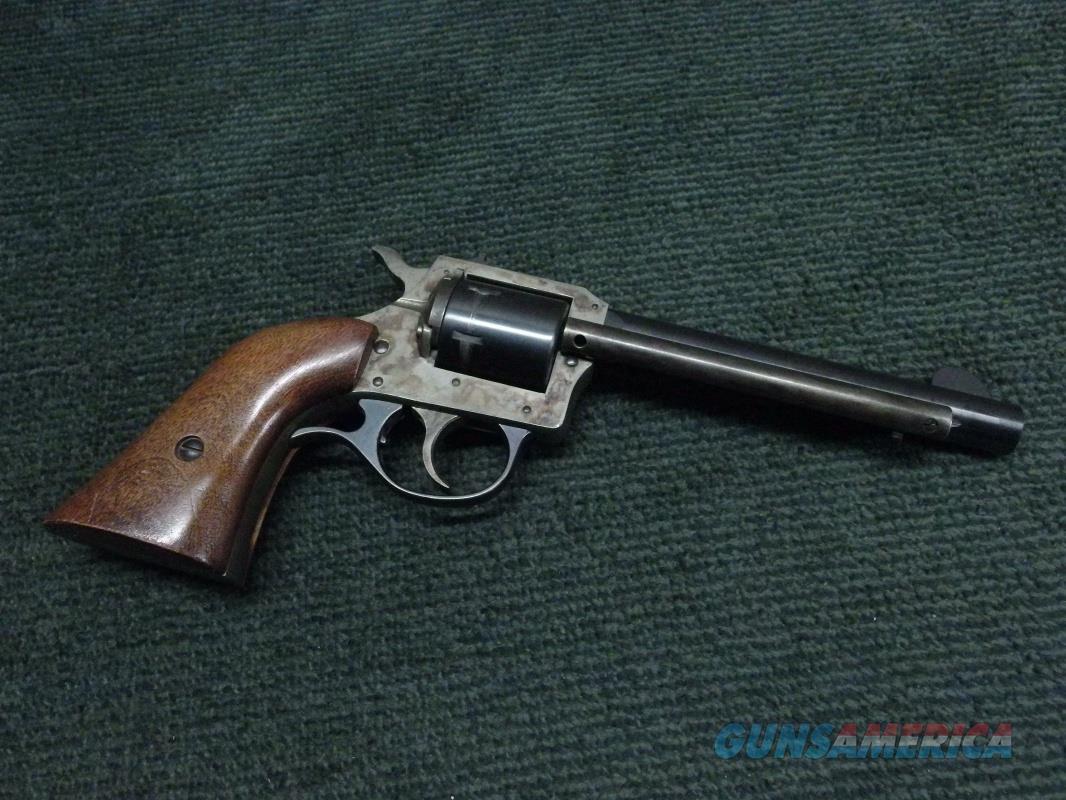 HARRINGTON & RICHARDSON MODEL 676  .22LR REVOLVER - 5 1/2-INCH - EXCELLENT  Guns > Pistols > Harrington & Richardson Pistols