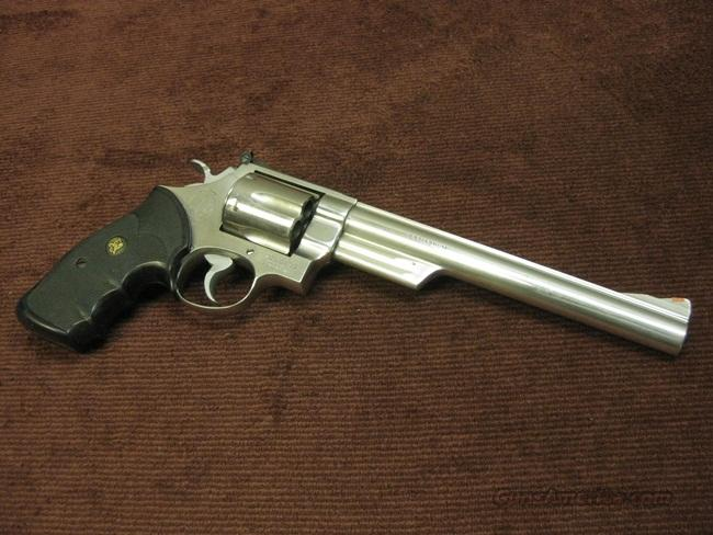 SMITH & WESSON 629 .44 MAGNUM - 8 3/8-INCH - EXCELLENT  Guns > Pistols > Smith & Wesson Revolvers > Model 629