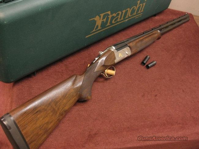 FRANCHI VELOCE 20GA. - GRADE II - 28-INCH CHOKES   Guns > Shotguns > Franchi Shotguns > Over/Under > Hunting