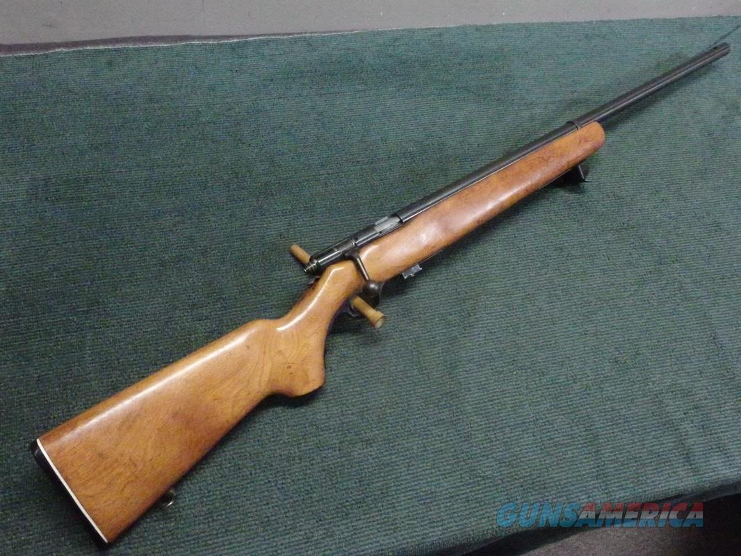 MOSSBERG 144 LSB .22LR TARGET RIFLE - EXCELLENT  Guns > Rifles > Mossberg Rifles > Other Bolt Action