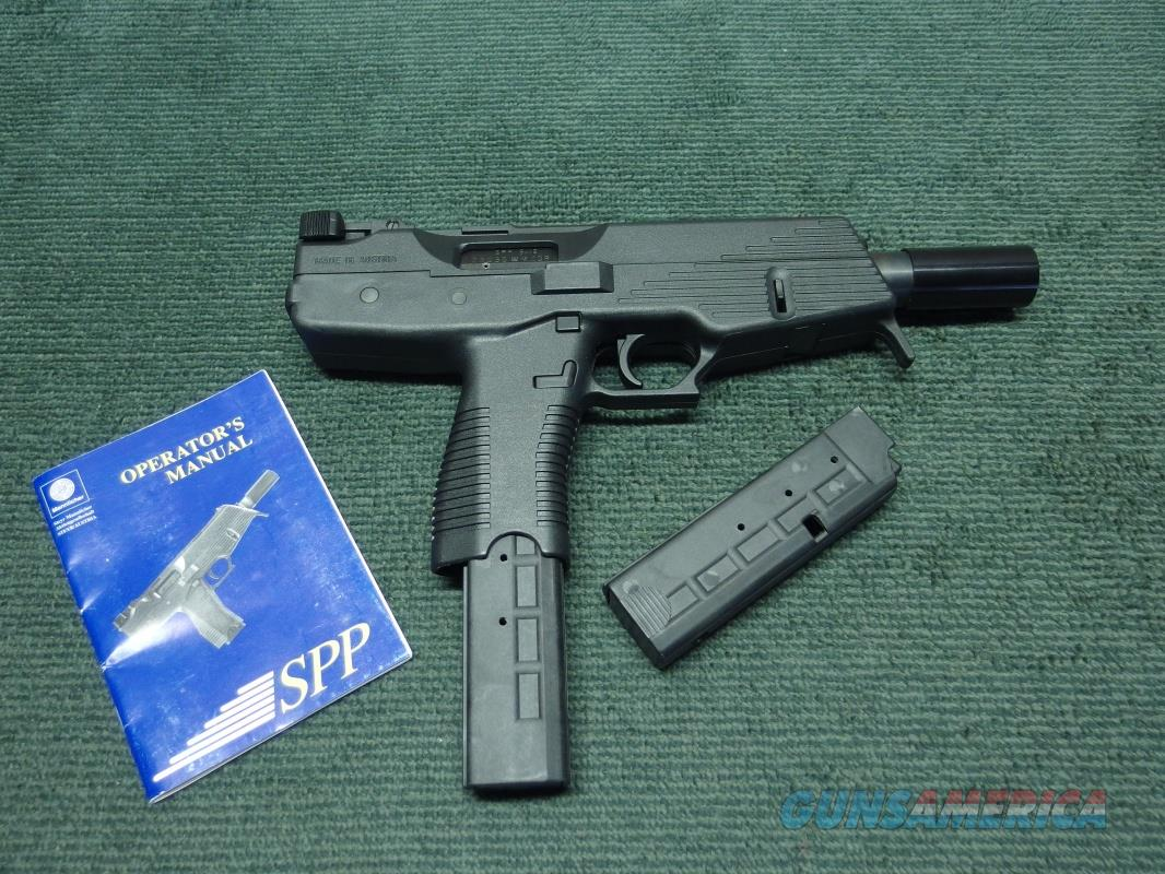STEYR MODEL SPP 9MM PISTOL - MINT WITH 15-RND. & 30-RND. MAGS WITH MANUALS  Guns > Pistols > Steyr Pistols