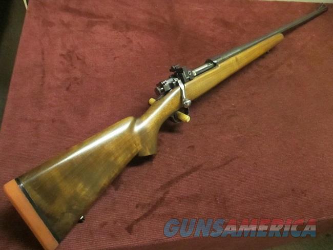 CUSTOM REMINGTON 03A3 - .458 WIN.MAG. - PRETTY WOOD - EXCELLENT  Guns > Rifles > Custom Rifles > Bolt Action