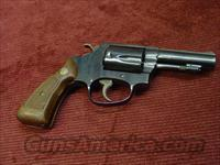 SMITH & WESSON MODEL 36 .38SPL. - 3-INCH BARREL !  Guns > Pistols > Smith & Wesson Revolvers > Pocket Pistols