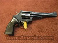 SMITH & WESSON MODEL 19-3 .357MAGNUM  6-INCH BLUE 357   Guns > Pistols > Smith & Wesson Revolvers > Full Frame Revolver
