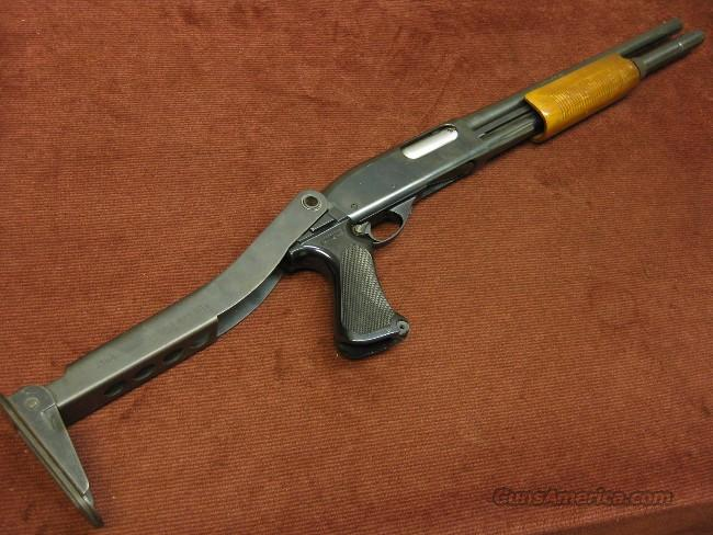 how to clean a remington 870 police magnum