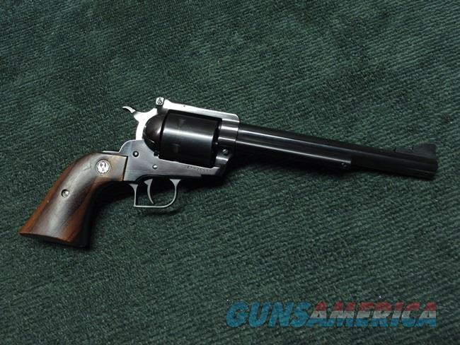 RUGER SUPER BLACKHAWK .44 MAGNUM - 7 1/2-INCH - MADE IN 1987 - EXCELLENT  Guns > Pistols > Ruger Single Action Revolvers > Blackhawk Type