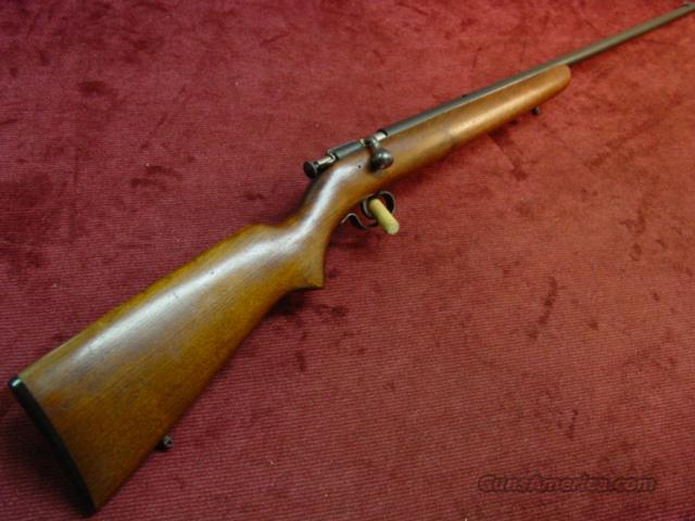 WINCHESTER 67A .22 SINGLE-SHOT RIFLE  Guns > Rifles > Winchester Rifles - Modern Bolt/Auto/Single > .22 Boys Rifles