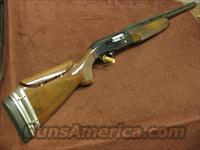 BERETTA 303 12GA. CUSTOM HIGH-RIB TRAP W/ADJ. STOCK - 30-IN. CHOKETUBE - NEAR MINT  Guns > Shotguns > Beretta Shotguns > Autoloaders > Trap/Skeet
