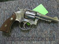 SMITH & WESSON PRE MODEL 10 .38SPL. .38 M&P  Guns > Pistols > Smith & Wesson Revolvers > Model 10