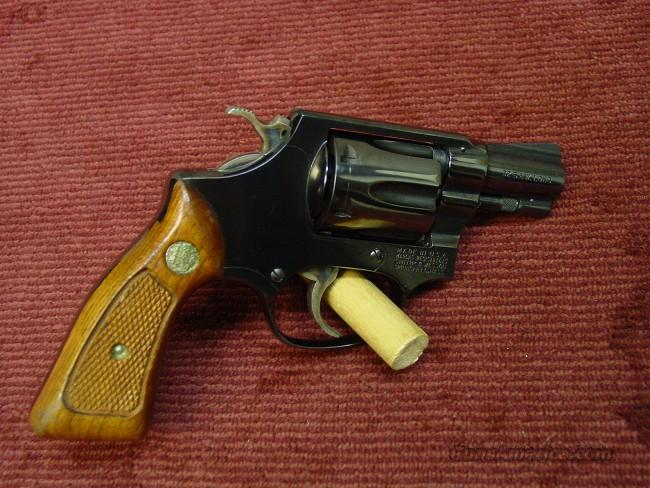 SMITH & WESSON 31-1 .32 S&W LONG - 2 INCH - 99%  Guns > Pistols > Smith & Wesson Revolvers > Pocket Pistols