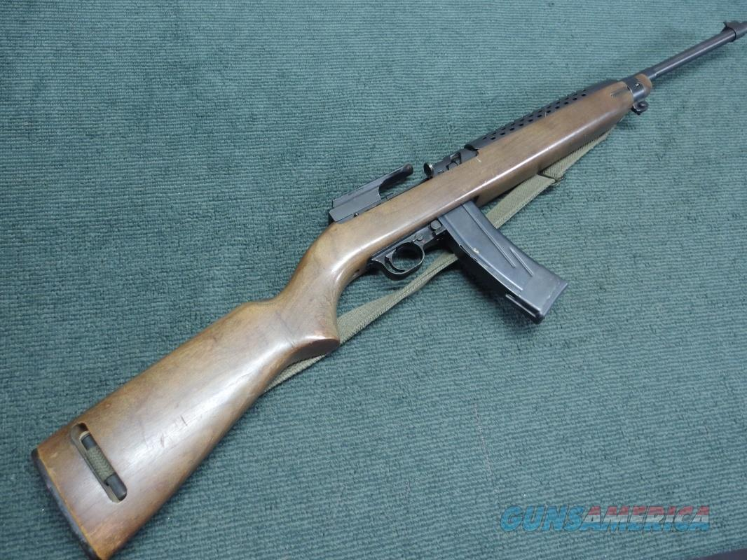 UNIVERSAL M1 CARBINE .30 CAL. - WITH SCOPE MOUNT, MAG & SLING  Guns > Rifles > Military Misc. Rifles US > M1 Carbine