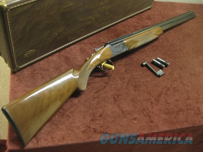 BROWNING CITORI 20GA. LIGHTNING - 26-IN. INVECTOR-PLUS - WITH HARD CASE  Guns > Shotguns > Browning Shotguns > Over Unders > Citori > Hunting