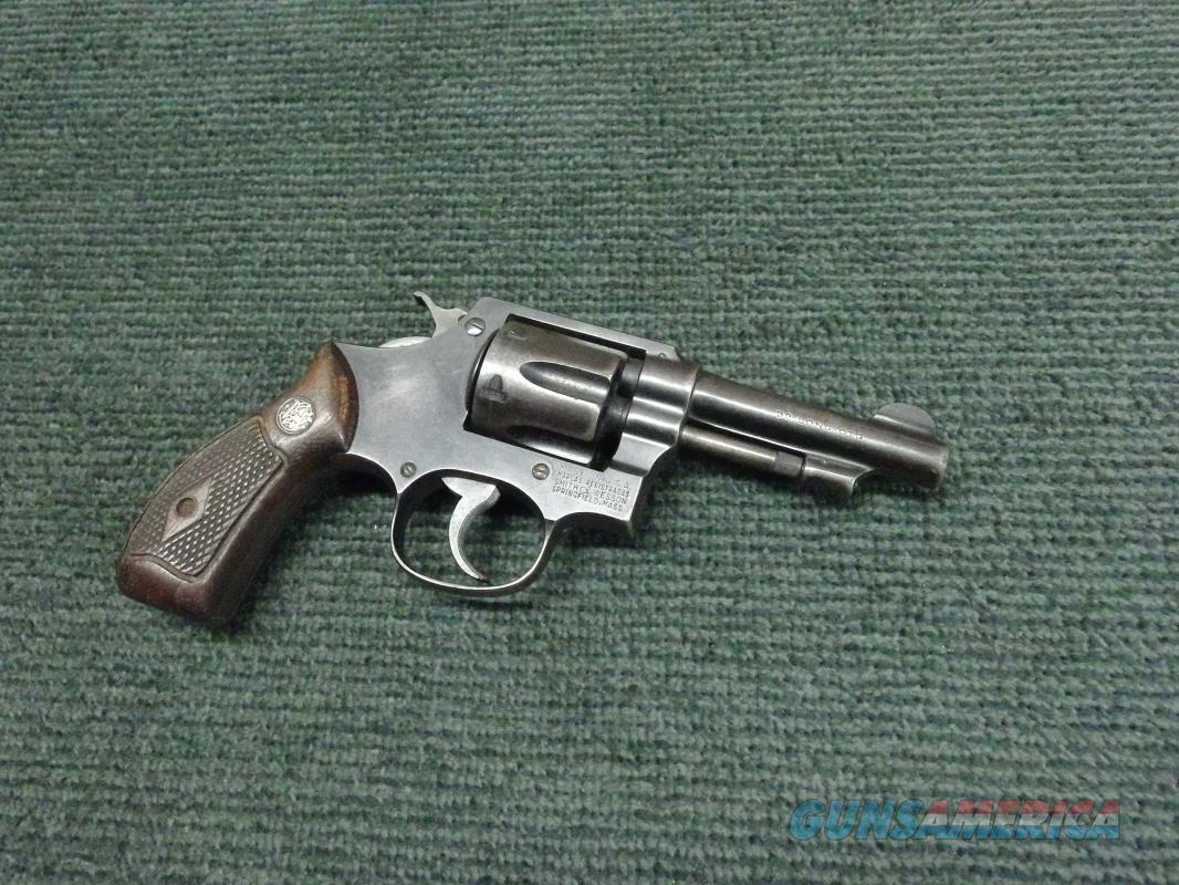 SMITH & WESSON PRE-MODEL 30 .32 S&W LONG - I-FRAME - 3 1/4-INCH  Guns > Pistols > Smith & Wesson Revolvers > Pocket Pistols