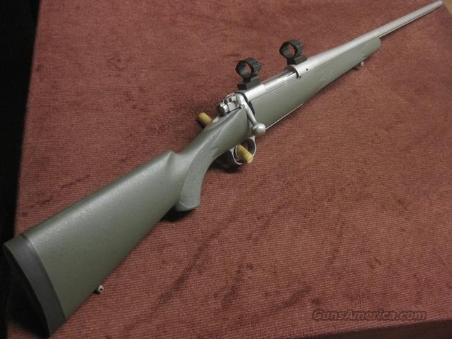 WINCHESTER MODEL 70 EXTREM WEATHER SS - 30/06 - WITH $700 MCMILLAN HUNTER'S EDGE GRAPHITE STOCK - MINT  Guns > Rifles > Winchester Rifles - Modern Bolt/Auto/Single > Model 70 > Post-64