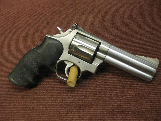 SMITH & WESSON 686-3 .357 MAGNUM -  4-INCH  Guns > Pistols > Smith & Wesson Revolvers > Full Frame Revolver