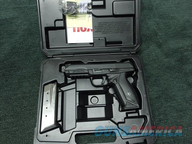RUGER AMERICAN PISTOL .45 ACP - TWO 10-RND MAGS - MINT IN BOX  Guns > Pistols > Ruger Semi-Auto Pistols > American Pistol