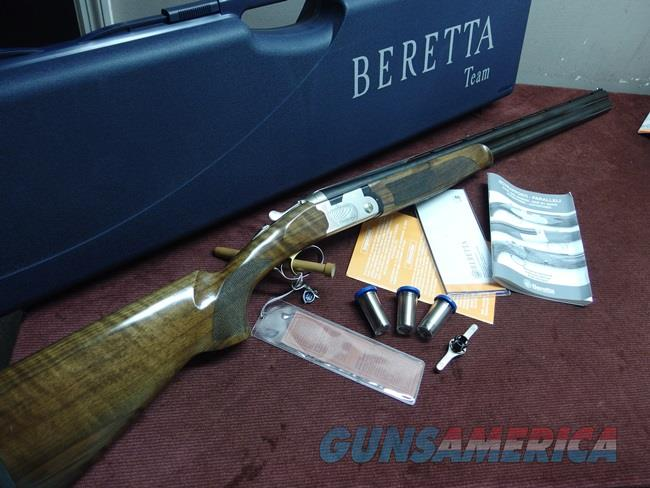 BERETTA 686E SPORTING 12GA. - 28-INCH - SUPER CLEAN IN BOX WITH ACCESSORIES   Guns > Shotguns > Beretta Shotguns > O/U > Hunting