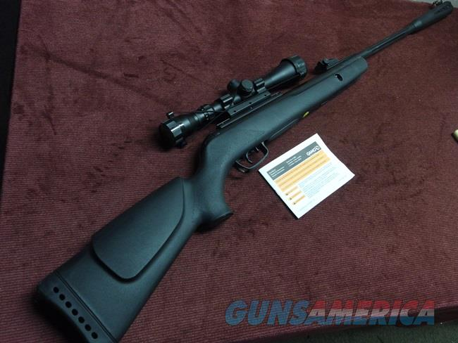 GAMO WHISPER .177 AIR RIFLE - WITH FACTORY 3-9 SCOPE - NEAR MINT  Non-Guns > Air Rifles - Pistols > Adult High Velocity