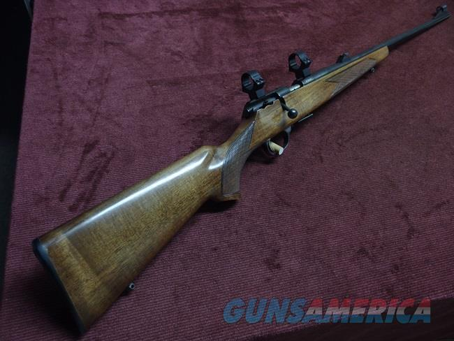 CZ - ZASTAVA - CHARLES DALY - .22 MAGNUM - BOLT ACTION RIFLE - EXCELLENT  Guns > Rifles > CZ Rifles