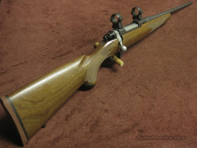 RUGER M77 HAWKEYE COMPACT .308 - 16 1/2-IN. BARREL - NEAR MINT  Guns > Rifles > Ruger Rifles > Model 77