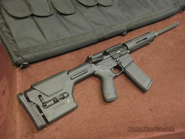 WILSON COMBAT - TACTICAL CUSTOM - 5.56MM - TWO DIGIT SERIAL NO. - WITH MAGPUL ADJUSTABLE STOCK - MINT !   Guns > Rifles > Wilson Combat Rifles