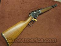 MARLIN 336 30-30 - PRE-SAFETY - STRAIGHT STOCK - MADE IN 1980  Guns > Rifles > Marlin Rifles > Modern > Lever Action
