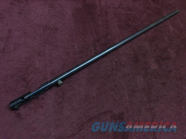 WINCHESTER 69A .22 BARRELED RECEIVER - WITH 25-INCH BARREL  Guns > Rifles > Winchester Rifles - Modern Bolt/Auto/Single > Other Bolt Action