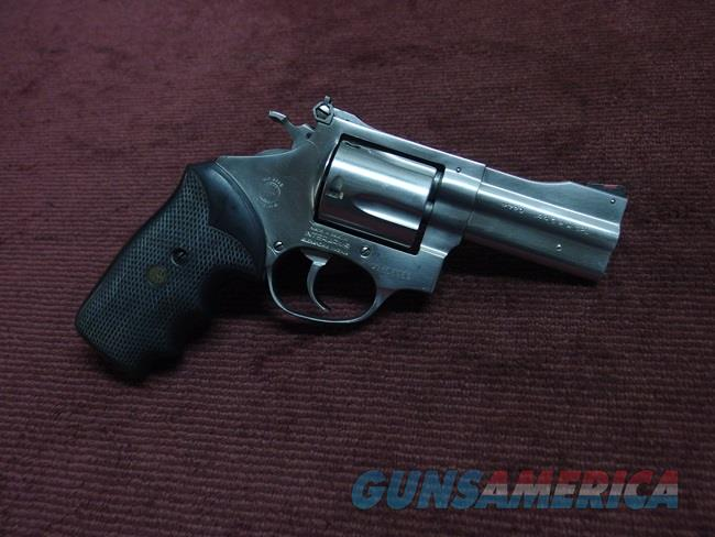 ROSSI MODEL 720 .44 SPL - 3-INCH - STAINLESS - ADJUSTABLE SIGHTS - EXCELLENT  Guns > Pistols > Rossi Revolvers