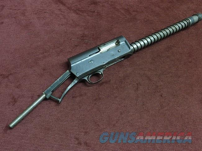 FN BROWNING AUTO-5 12GA. - COMPLETE RECEIVER - EARLY STYLE SAFETY  Guns > Shotguns > Browning Shotguns > Autoloaders > Hunting
