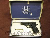 BERETTA MODEL 70 .22LR JAGUAR 6-INCH - MINT IN BOX!  Guns > Pistols > Beretta Pistols > Rare & Collectible